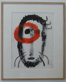 Exposition Joan Miró - l'Arlequin artificier - 16 juin au 03 novembre 2013 - Capucins - Landerneau - France
