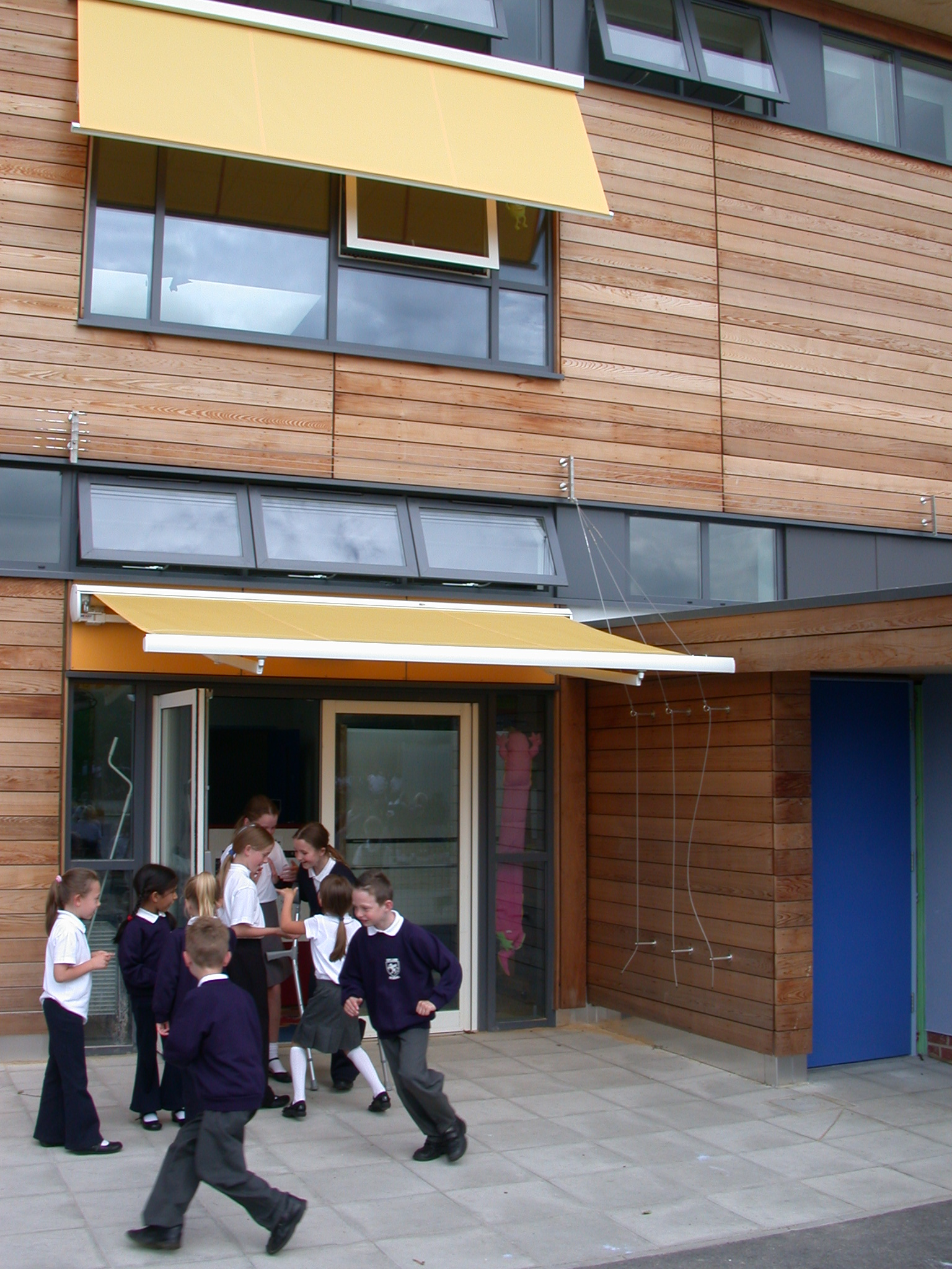Upland Primary School Shape Architecture Ltd
