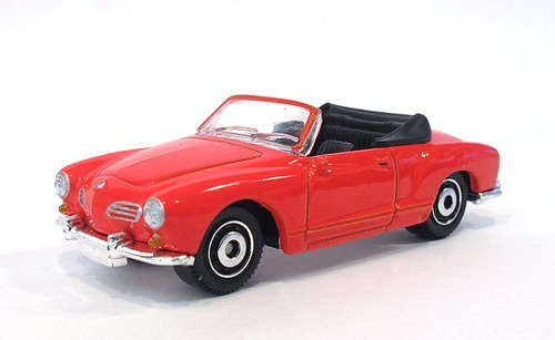 Matchbox Karman Ghia
