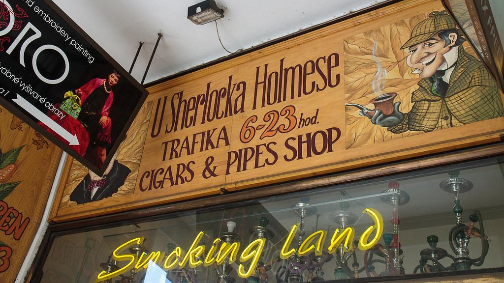 סיגרים בפראג