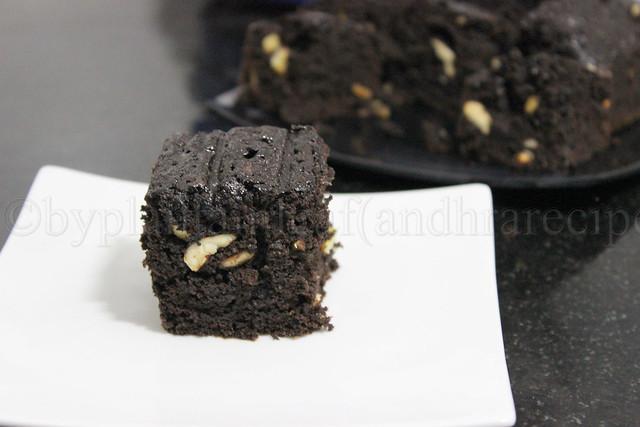 date brownie