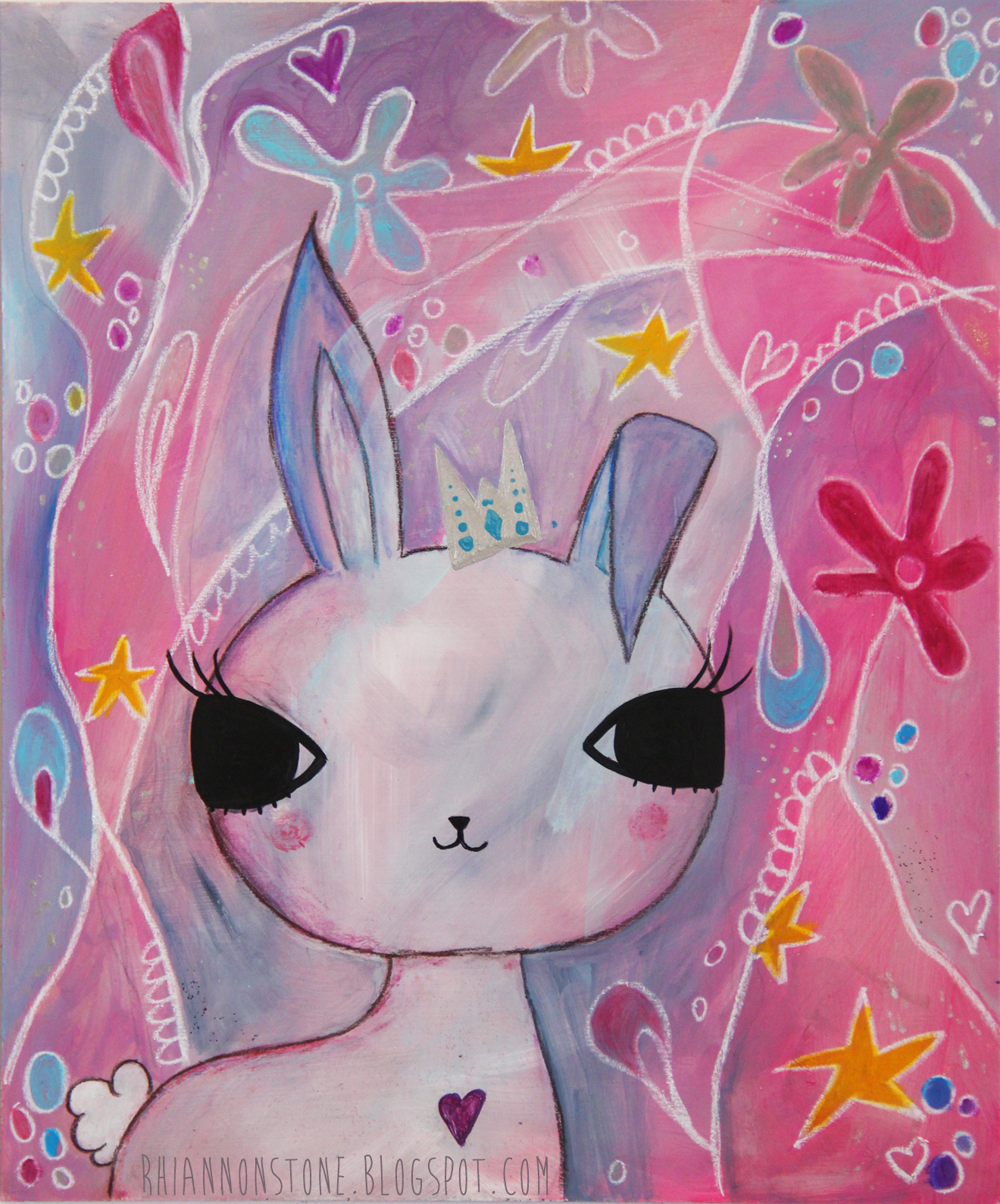 Animal Royalty - Bunny