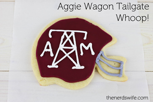 Aggie Wagon Cookie