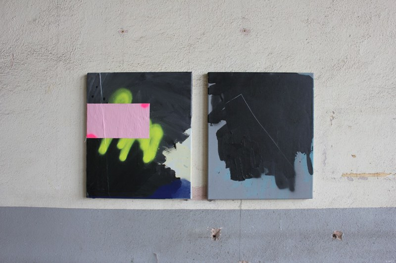 Offen Auf AEG _ Werkschau So Nah, So Fern _ 2013 _ featured on artfridge