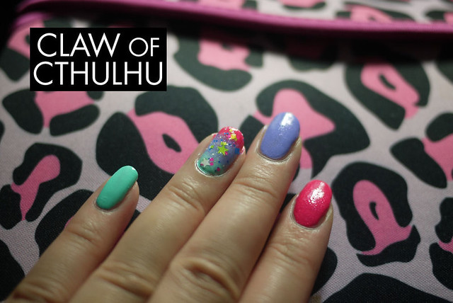 Rainbow Honey Outfits: Summer of 199X Skittles X Pink Cheetah iPad Cover