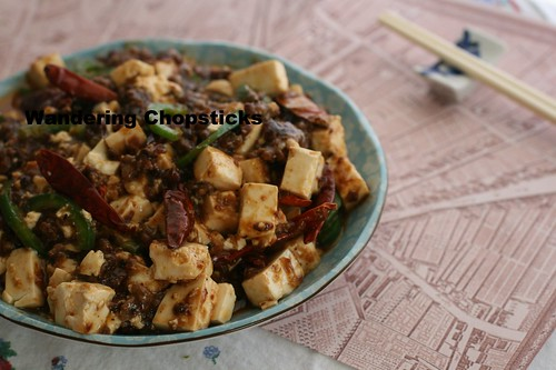 Ma Po Tofu (Chinese Pockmarked Old Lady's Tofu) 4