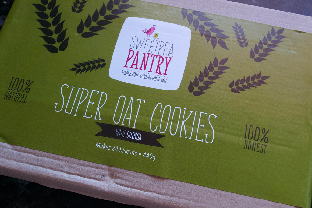 sweetpea pantry oat cookies