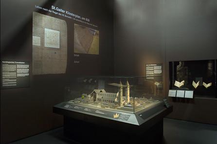 Charlemagne exhibit