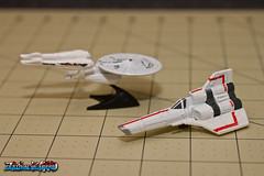 Hot Wheels -- Star Treck Enterprise