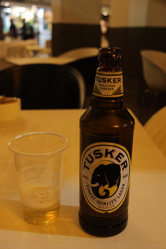 Kenyan beer