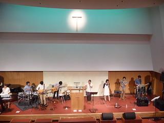 Cross Live 2013 リハーサル