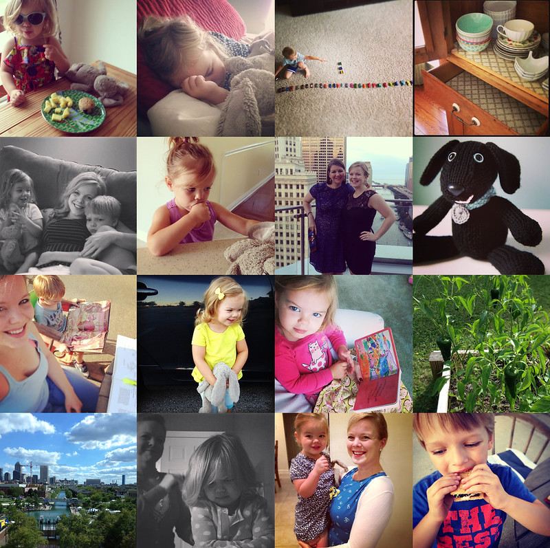 september {in an instagram}