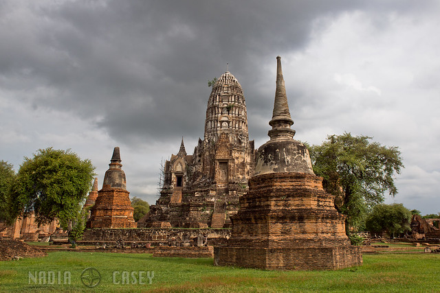 Ayutthaya Towers