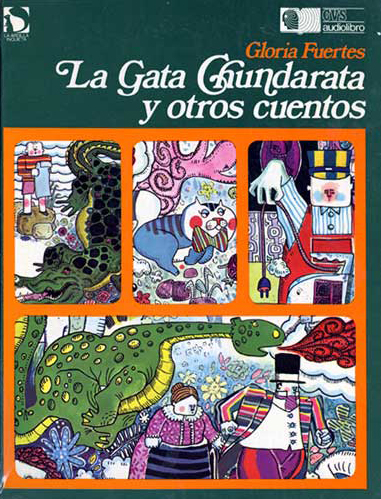 Cubierta de La gata chundarata y otros cuentos
