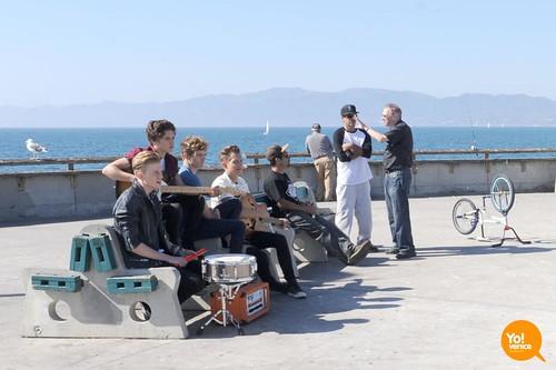 'The Vamps' Venice Beach