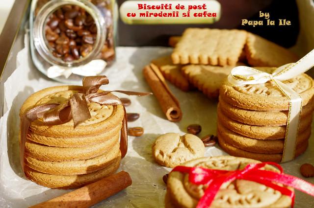 Biscuiti de post cu mirodenii si cafea (11)