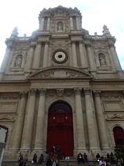 Saint Paul - Saint Louis Church, Paris, France