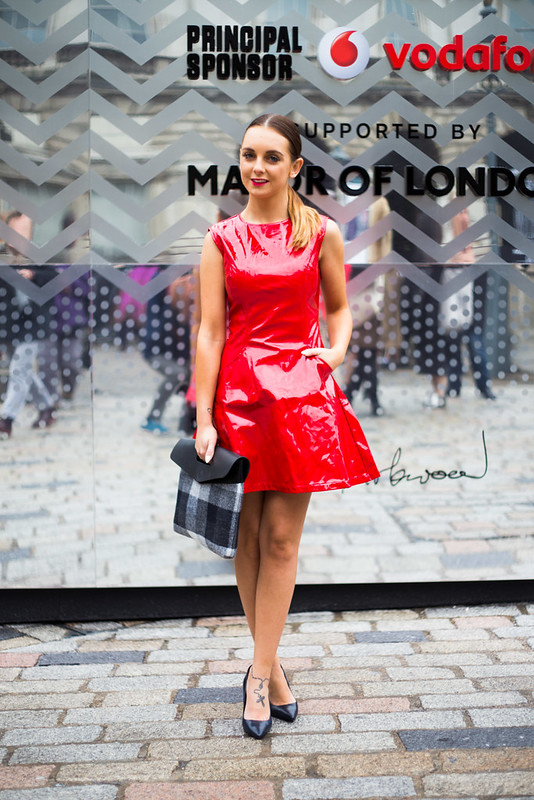 Street Style - Carla, London Fashion Week