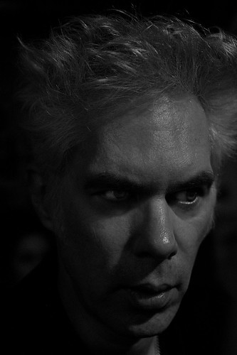 Jim Jarmusch at the 54th Thessaloniki International Fim Festival by Teacher Dude's BBQ