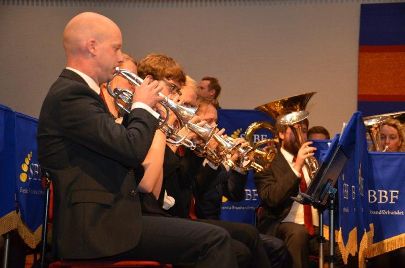 Brassbandfestivalen 2012 - Solokornettraden i BK