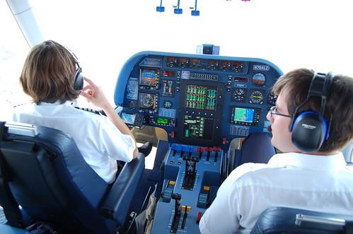 Zeppelin Cockpit