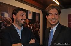 Inaugurazione Sede Comitato Nazionale per Matteo Renzi