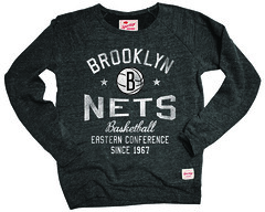 Brooklyn Nets Regatta Butler Sweatshirt - Black