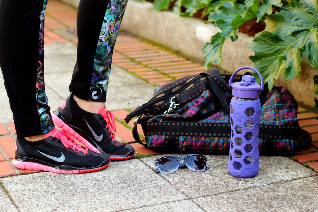 Winning Workout Wear