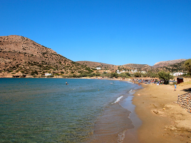 Galissas Beach, Syros