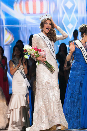 current miss universe