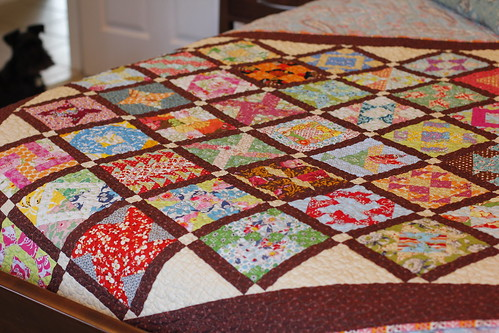 The Farmer's Wife Quilt - c