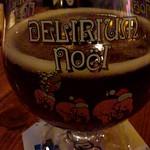 ベルギービール大好き!! デリリウム・ノクトルム クリスマス Delirium Nocturnum ヒューグ