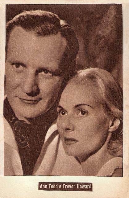 Trevor Howard, Ann Todd