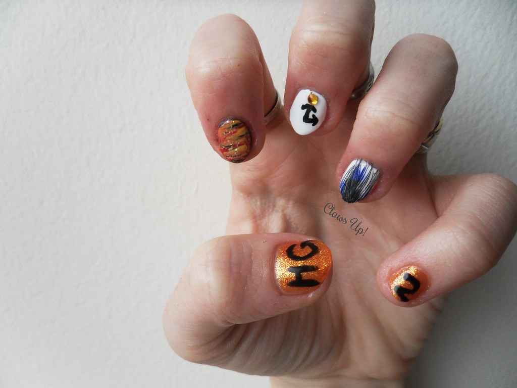 Hunger Games Catching Fire Nails