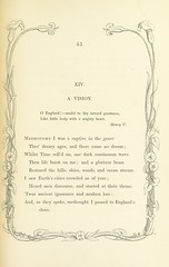 """British Library digitised image from page 55 of """"Algiers the Warlike, and other poems"""""""