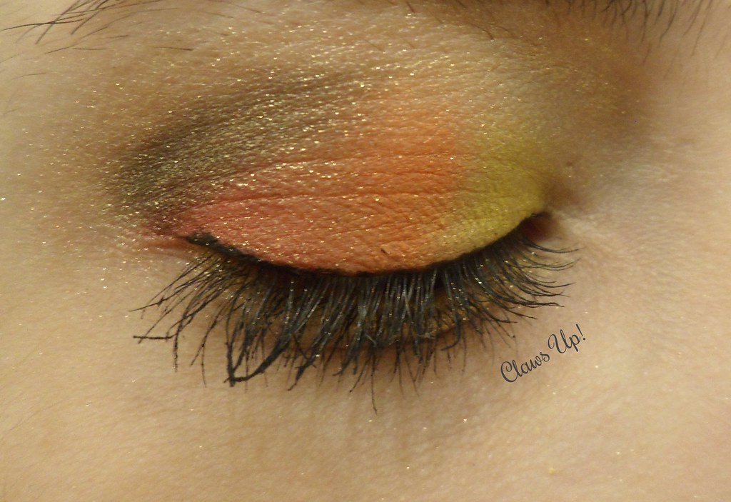 Catching Fire Makeup