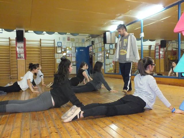 stage coreografo michele oliva