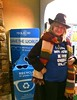 Tom Baker Cosplay at Doctor Who 50th Anniversary Movie