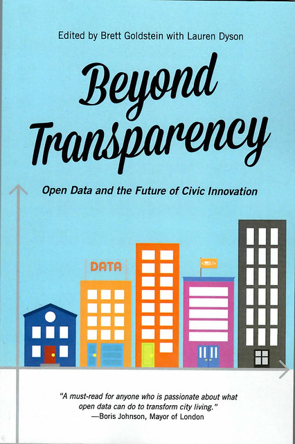 Beyond Transparency, Front Cover