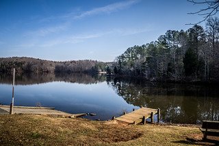 Croft State Park Lake Craig