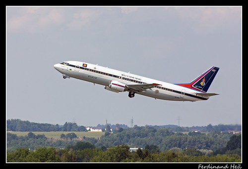 Boeing 737-448_HS-HRH_Royal Thai Air Force_MuncBoeing 737-448_HS-HRH_Royal Thai Air Force_Munchen-Bayern_Deutschland