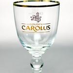ベルギービール大好き!!【グーデン・カロルスの専用グラス】(管理人所有 )