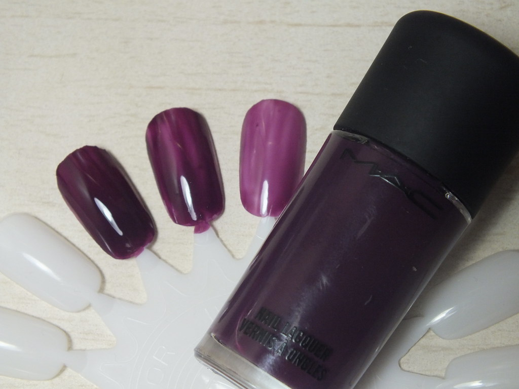 Mac Nail Polish Blog This | Hession Hairdressing