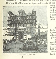 """British Library digitised image from page 89 of """"Pictorial Tour Round India ... Fourth edition"""""""