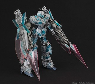 MG Clear Full Armor Unicorn - Snap Fit 2