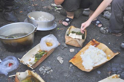 豐盛的大地盛宴,圖片來源:劉軒含