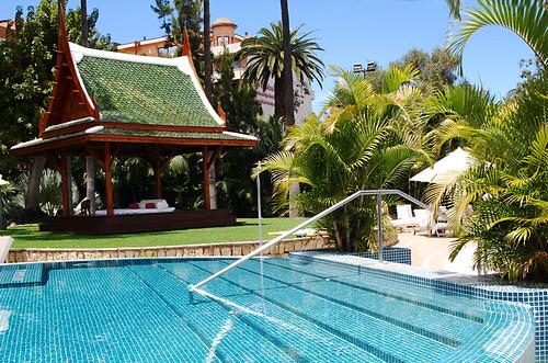 Thai Spa Garde, Hotel Botanico, Puerto de la Cruz, Tenerife