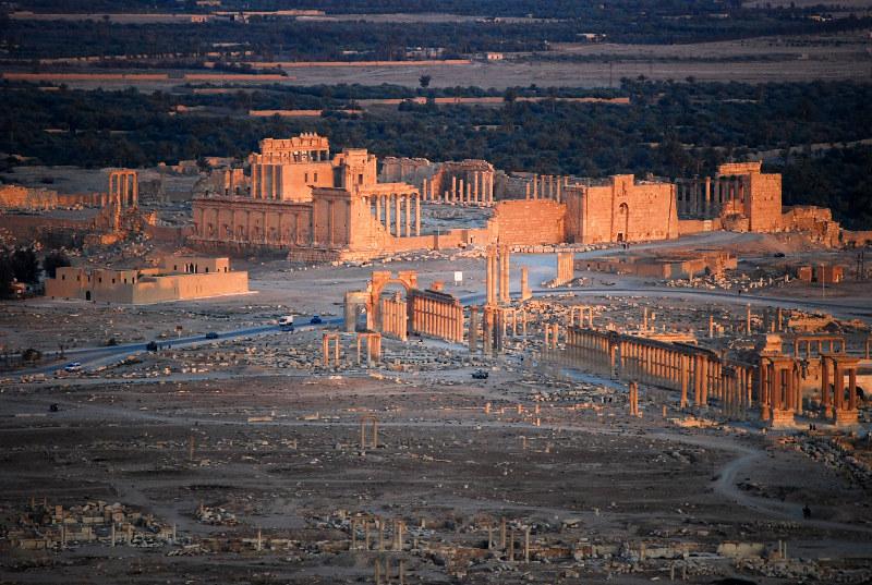 Lugares Turísticos Siria