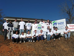 Auburn University and University of Alabama students are spending part of their break finishing a home for a Lee County family in time for Christmas as part of House United.