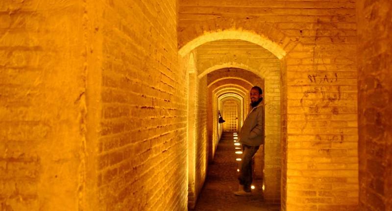 51 Puente Khaju  en Isfahan (151)